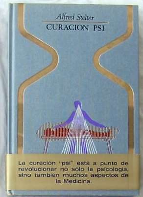 Curación Psi - Alfred Stelter - Plaza & Janes 1976 - Ver Indice