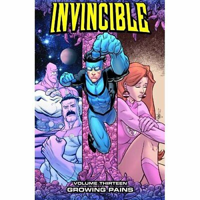 Invincible Volume 13: Growing Pains - Paperback NEW Ryan Ottley 2010-09-16