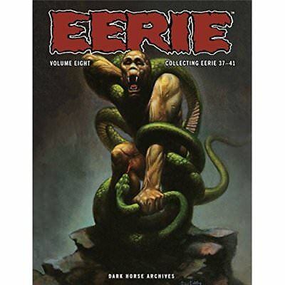 Eerie Archives Volume 8 - Hardcover NEW Various 2011-09-20