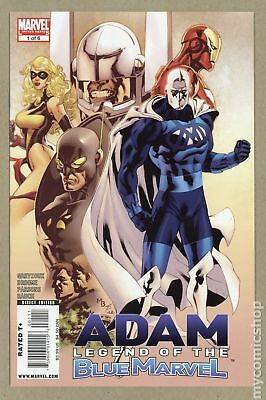 Adam Legend of the Blue Marvel #1 2009 VF 8.0