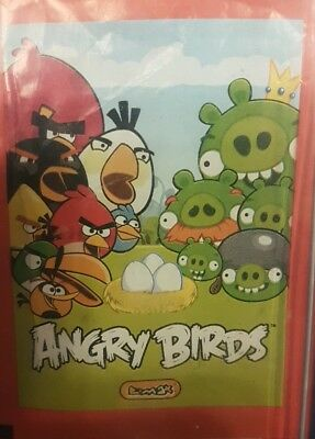 ANGRY BIRDS GO X5O LOOSE STICKERS