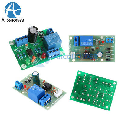 Liquid Level Controller Sensor Module Water Level Detection Sensor Component 12V