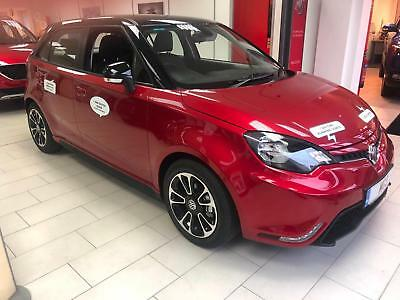 MG3 Style plus Unregistered available for immediate delivery Red with black roof