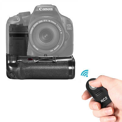 Neewer LCD Battery Grip for Canon 550D/T2i 600D/T3i 650D/T4i 700D/T5i SLR Camera