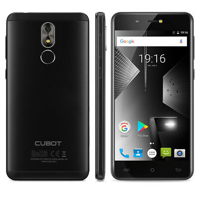 CUBOT R9 3G Smartphone Android 7.0 16GB 4*Core 2*SIM Touch ID Téléphone 2SIM