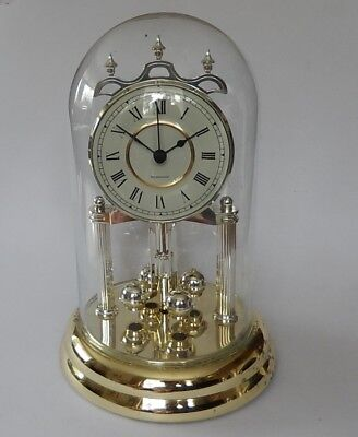 Fine Westminster Chiming  Anniversary Clock Fully working   2812