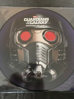 Guardians Of The Galaxy: Awesome Mix Vol 1 (Soundtrack) - PICTURE DISC VINYL LP