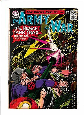 "Our Army At War No.156  : 1965 :   : ""The Human Tank Trap"" :"