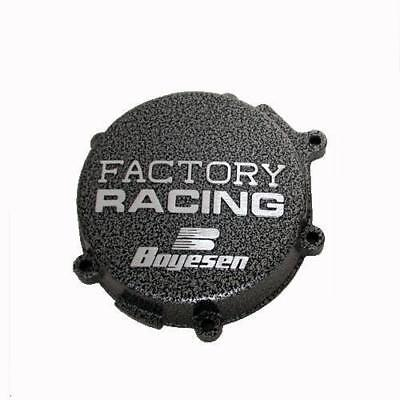 Boyesen Factory Racing Ignition Cover Silver #SC-10C Kawasaki/Suzuki KX65/RM65