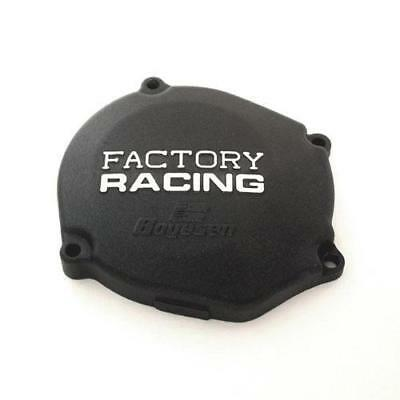 Boyesen Factory Racing Ignition Cover Black #SC-30B Yamaha YZ85/YZ80