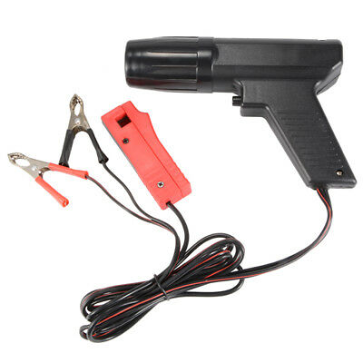 Xenon Ignition Strobe Engine Timing Light Lamp Automotive Pistol Grip MA1167