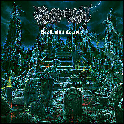 REVEL IN FLESH-DEATH KULT LEGIONS-CD-death-metal-fleshcrawl-entrails-krypts