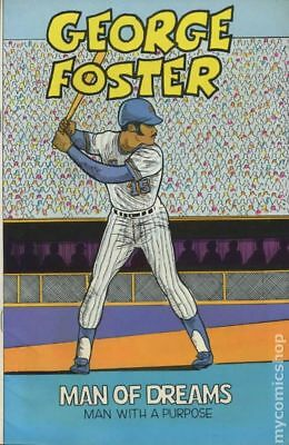 George Foster Man of Dreams 1982 VG 4.0 Stock Image Low Grade