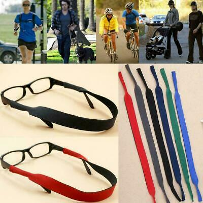 5Pc Glasses Strap Neck Cord Sport Eyeglass String Sunglasses Rope Band Holder DY