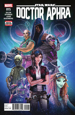 STAR WARS Doctor Aphra (2016) #15 New Bagged