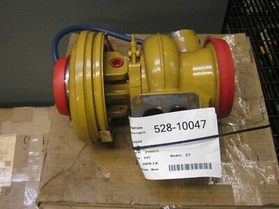 Caterpillar C7 Turbocharger 2186012 (528-10047)