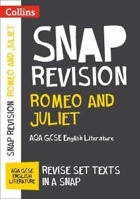 Romeo and Juliet: AQA GCSE English Literature Text Guide (Collins Snap...