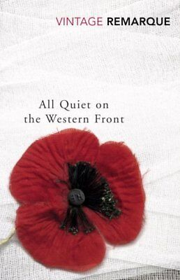 All Quiet on the Western Front by Erich Maria Remarque 9780099532811