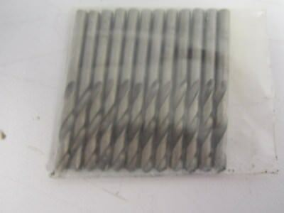 Lot Of 12 Guhring Screw Machine Length Parabolic #11 Wire Size Drill Bits New