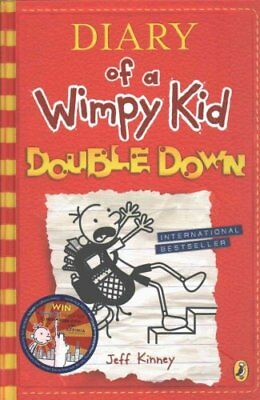 Diary of a Wimpy Kid: Double Down (Diary of a Wimpy Kid Book 11) 9780141373010