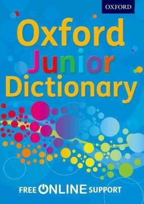 Oxford Junior Dictionary by Oxford Dictionaries 9780192756879