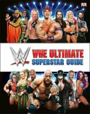 WWE Ultimate Superstar Guide, 2nd Edition by Jake Black 9780241301524