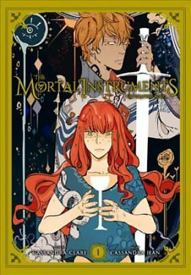 The Mortal Instruments: The Graphic Novel, Vol. 1 9780316465816