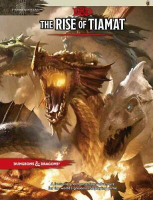 Dungeons & Dragons: Tyranny of Dragons the Rise of Tiamat (D&D ... 9780786965656
