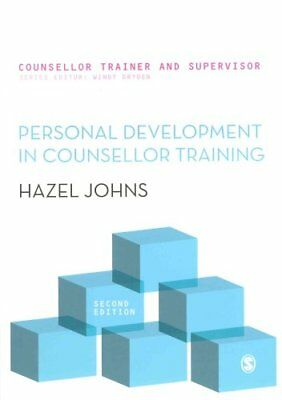 Personal Development in Counsellor Training by Hazel Johns 9780857024978