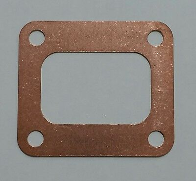 """T4 Turbo Inlet Copper Gasket .042"""" Thick"""