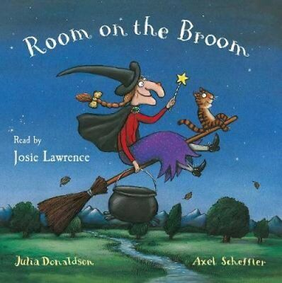 Room on the Broom by Julia Donaldson 9781405047302 (CD-Audio, 2004)