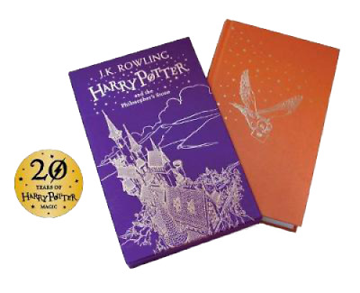 Harry Potter and the Philosopher's Stone by J. K. Rowling 9781408865262