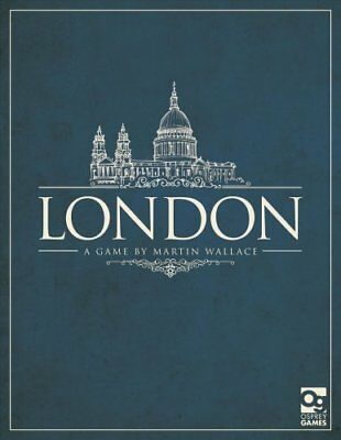 London by Martin Wallace (Mixed media product, 2016)