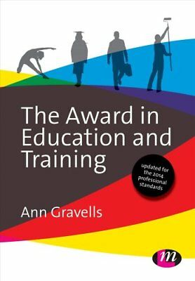 The Award in Education and Training by Ann Gravells 9781473912212