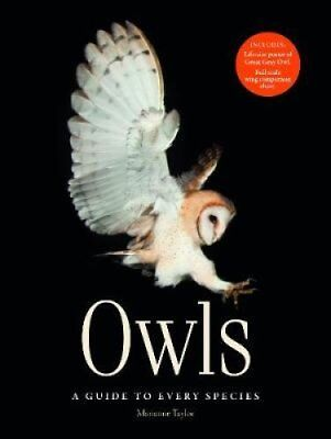 Owls: A guide to every species by Marianne Taylor (Hardback, 2017)