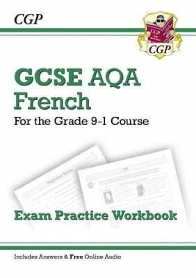 New GCSE French AQA Exam Practice Workbook - For the Grade 9-1 ... 9781782945383