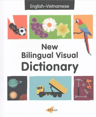 New Bilingual Visual Dictionary English-vietnamese by Sedat Turhan (Hardback,...
