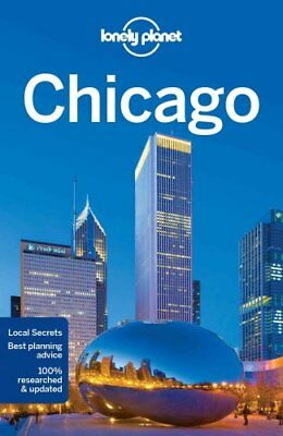 Lonely Planet Chicago by Lonely Planet 9781786572271 (Paperback, 2017)
