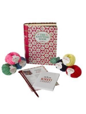 The Knitting Tin Book by Cath Kidston 9781844009800 (Mixed media product, 2011)