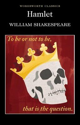 Hamlet by William Shakespeare 9781853260094 (Paperback, 1992)