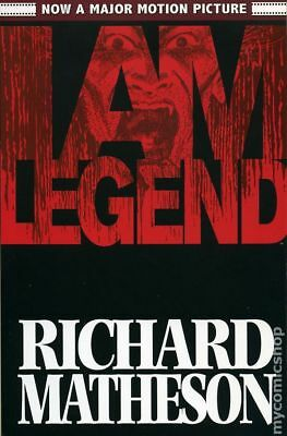 I am Legend GN (IDW) By Richard Matheson #1-REP 2007 VF Stock Image