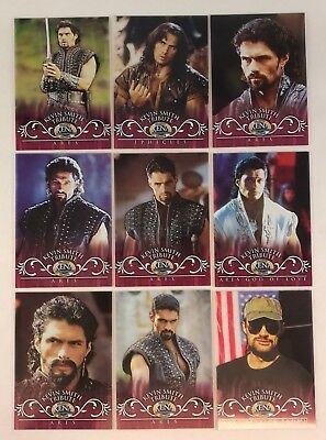 Xena Beauty And Brawn Kevin Smith Tribute Chase Card KS8