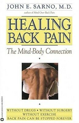 Healing Back Pain: The Mind-Body Connection (Paperback or Softback)