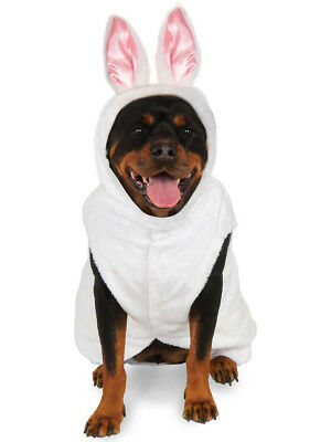 Big Dogs Easter Bunny Rabbit Hoodie For Dog Pet Costume Size XXXL 38""