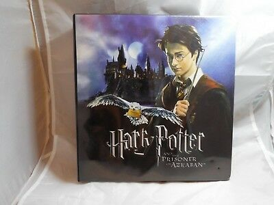 Harry Potter And The Prisoner Of Azkaban Collectors Binder
