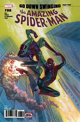 AMAZING SPIDER-MAN (2015) #798 - Go Down Swinging - New Bagged