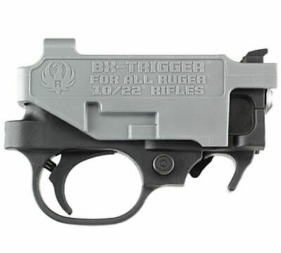 Ruger BX Drop-In Replacement For 10/22 Rifles / 22 Charger Pistols, 2.5-: 90462R