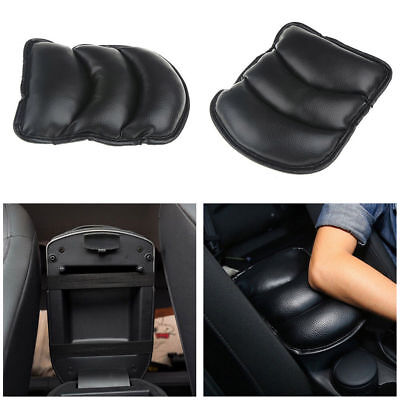 AUTO ACCESSORIES CAR Center Armrest Console Box Leather Lithe Cushion Pad Cover