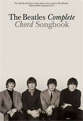 The Beatles Complete Chord Songbook (Paperback or Softback)