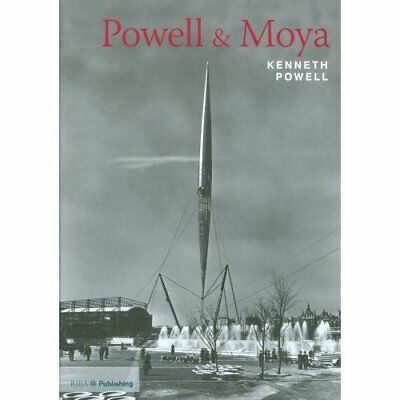 Powell and Moya (Twentieth Century Architects) - Paperback NEW Powell, Kenneth 2